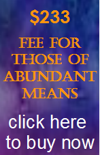 Metatron Seals Fee for Those of Abundant Financial Means