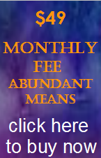 Monthly Mastery Class-Abundant Financial Means $49