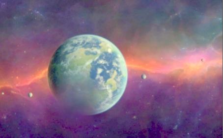 Earth - Equinox