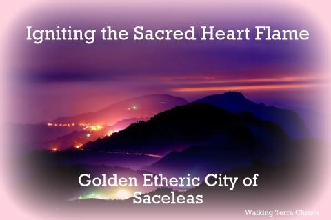 Sacred Heart Flame