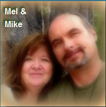 About Mel and Mike of Walking Terra Christa