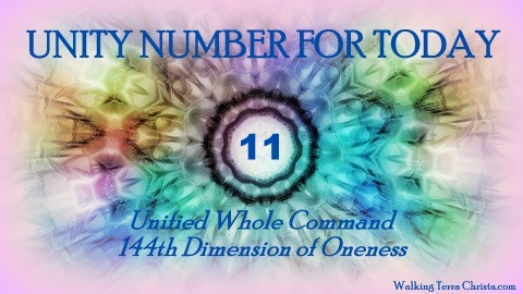 Unity Number 11