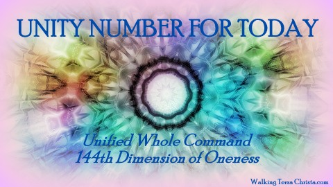 Unity Number for Today
