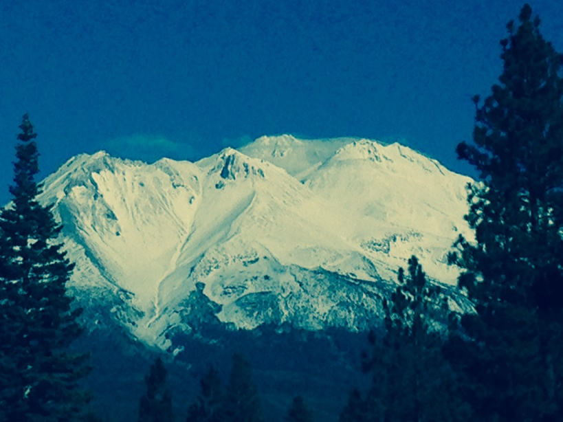 The Heart of Mt. Shasta