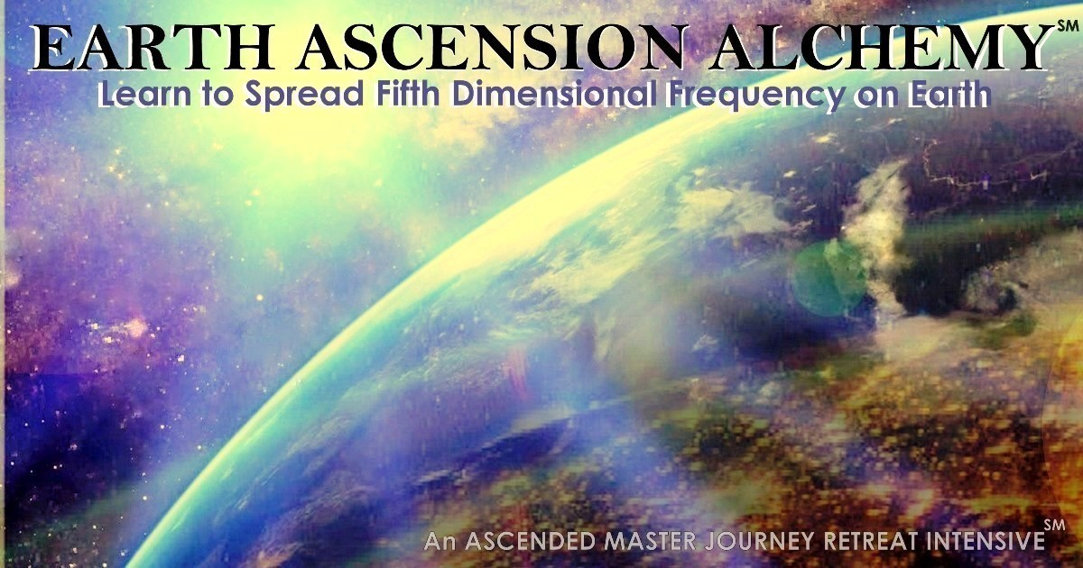 Mount Shasta Earth Ascension Alchemy retreat Walking Terra Christa-FB