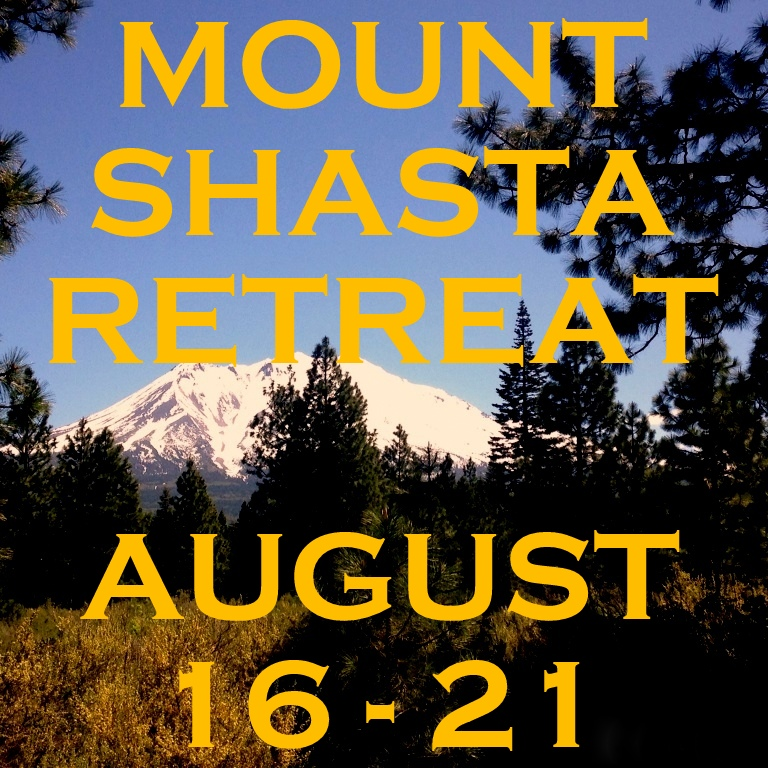 JOIN US IN MOUNT SHASTA